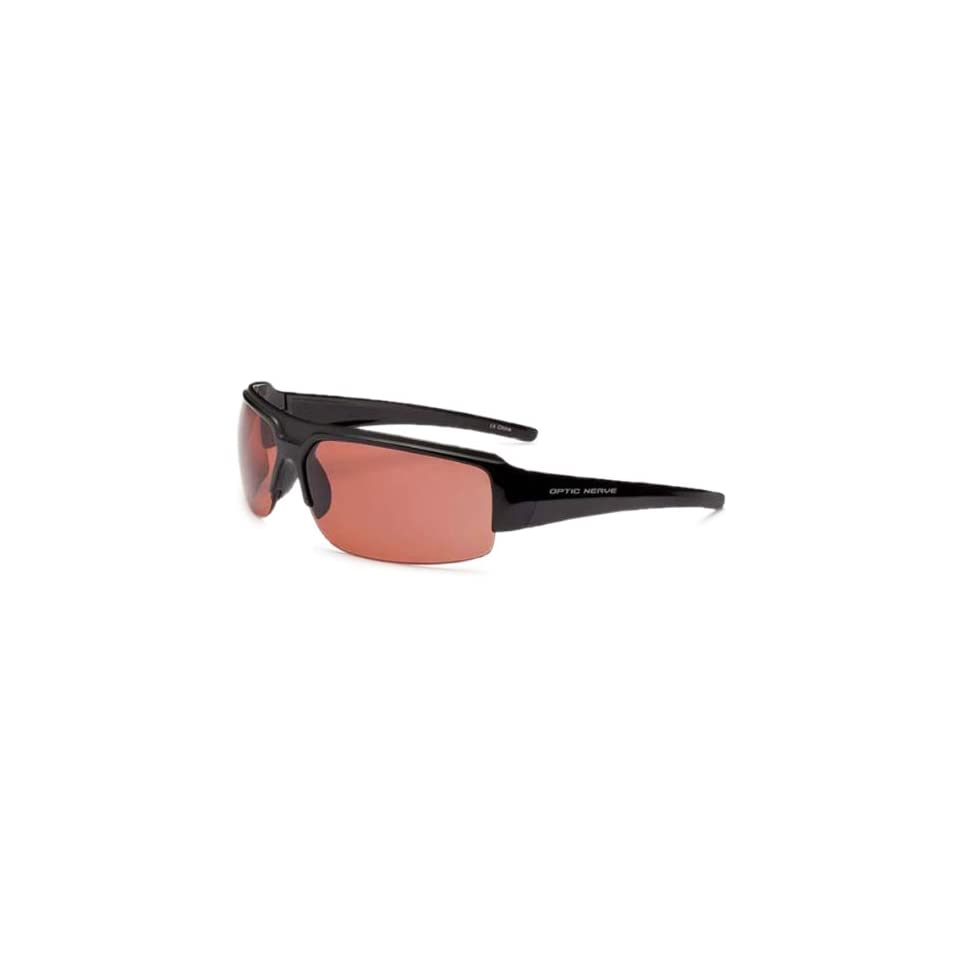 d3820f91fcf2 Optic Nerve Agate Polarized Sunglass (Polarized Rose