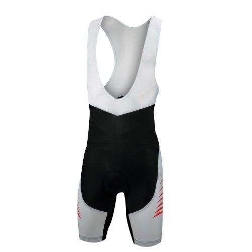 Buy Low Price DNA Italico Grid Bib Shorts (B005HI6L8U)