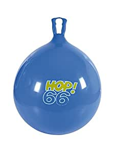 "Gymnic / Hop-66 26"" Hop Ball, Blue"