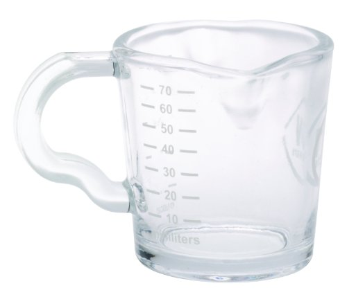 Rattleware 3-Ounce RW Logo Shot Pitcher, Glass (Espresso Shot compare prices)