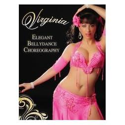 Virginia's Elegant Bellydance Choreography