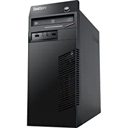 LENOVO TOPSELLER DT Lenovo ThinkCentre M72e 0958B2U Desktop Computer - Intel Core i5 i5-3470 3.2GHz - Tower - Business Black. TOPSELLER THINKCENTRE M72E I5-3470 4GB 500GB DVDRW W8P 64BIT. 4 GB RAM - 500 GB HDD - DVD-Writer - Intel HD 2500 Graphics - Genuine Windows 7 Professional - DVI