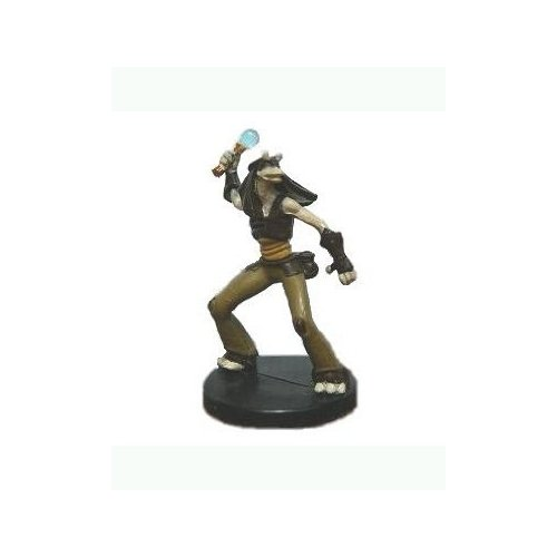 Star Wars: Miniatures Knights of the Old Republic Gungan Soldier #26 Gaming Figure