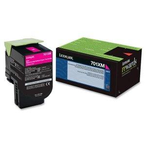 Lexmark 70C1Xm0 Magenta Extra High Yield Return Program Toner