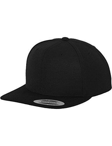 Flex fit -  Cappellino da baseball  - Uomo nero Taglia unica
