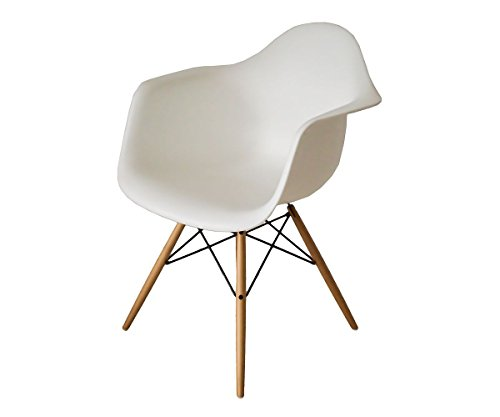 Daw chair eames daw chair eames chair plastic arm chair for Vitra stuhl nachbau