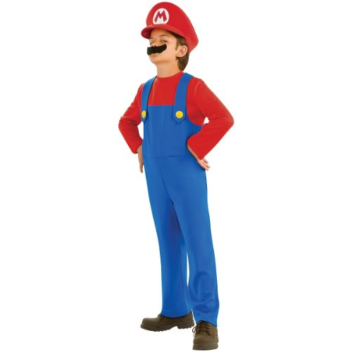 Super Mario Costume - Toddler