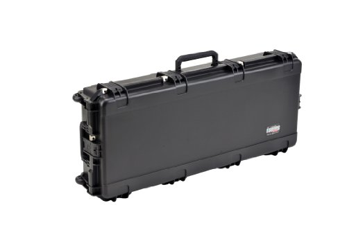 SKB Injection Molded 42-Inch Wide Utility/Short Rifle Case (Black)