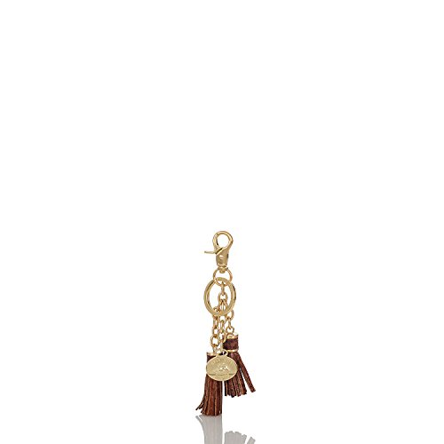 Tassel Key Ring<br>Pecan Melbourne