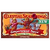 Gingerbread Spice Holiday Herb Tea - 20 bags,(Celestial Seasonings)