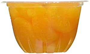 Dole Mandarin Oranges Fruit Cups, 64 Ounce