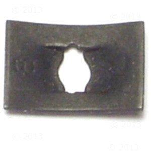 #4 Flat Speed Nut (60 pieces)