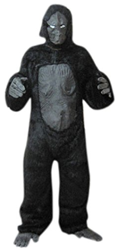 Ace Halloween Unisex Adult Deluxe Funny Animal Gorilla Costumes
