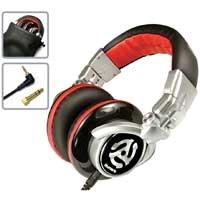 Numark Red Wave Professional Over-Ear DJ Headphones