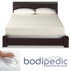 Bodipedic Essentials 8-inch Queen-size Memory Foam Mattress, Spot clean (MT94300QN2L)