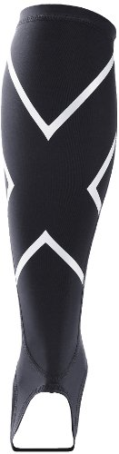 2XU Calf Guard and Stirrup Compression Baselayer