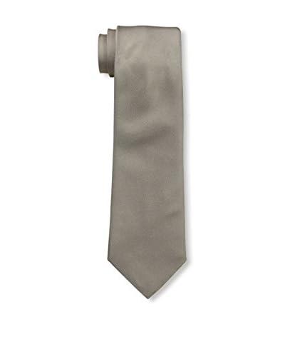 Valentino Men's Plain Tie, Taupe