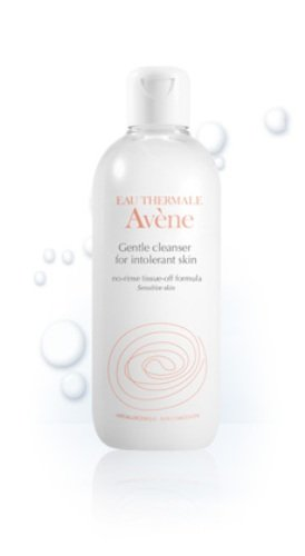 Avene Extremely Gentle Cleanser for Sensitive and Irritated Skin, Fragrance-Free 200 ml Package