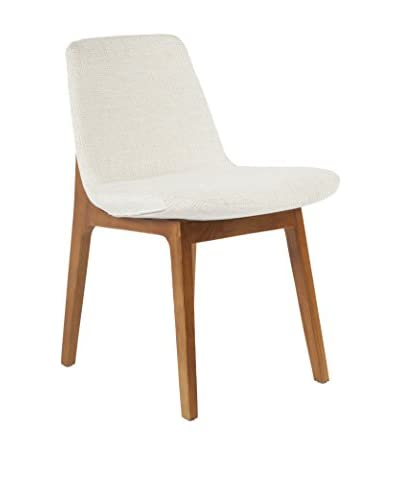Control Brand Roermond Side Chair, Beige