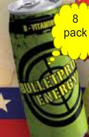 8 Pack - Bulletproof Energy - 16Oz.