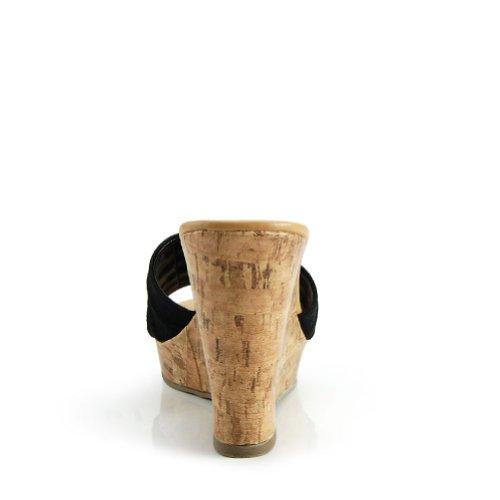 HARD Slide Cork Wedge