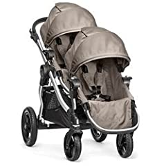 Baby Jogger 2014 City Select Stroller WITH Second Seat (Quartz) by BaJogger