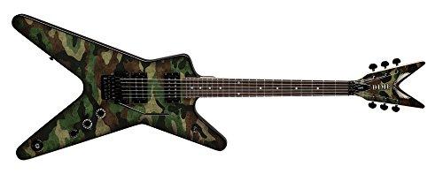 Dean DB CAMO F Electric Guitar (Dean Dimebag Guitar compare prices)