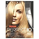 THREE PACKS of Clairol Nice N Easy Perfect 10 Light Blonde 9