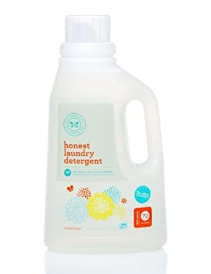 The Honest Company Laundry Detergent - Free & Clear - 70 oz