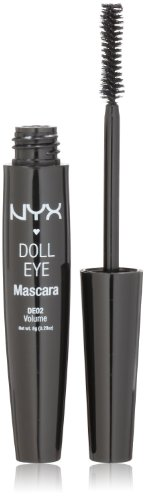 Hello doll-face! For irresistibly fluttery eyelashes, try this mascara on for size. Doll eye mascara uses a unique blend of natural oils, vitamin E and nylon fibers to extend eyelashes to almost faux proportions. This mascara will add the volume in your lashes that you desire.