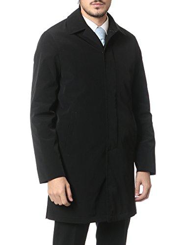(カルバンクライン) Calvin Klein [秋冬]ナイロン ライナー付き ステンカラー コート