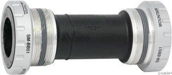 Shimano SM-BB51 Deore Hollowtech II Bottom Bracket (68/73-mm BSA)