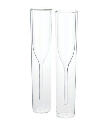 Contemporary-Double-walled-Champagne-Flutes