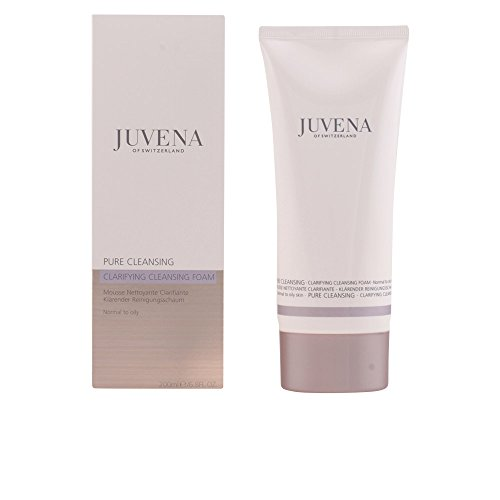 Juvena Pure femme/woman, Clarifying Cleansing Foam, 1er Pack (1 x 200 ml) thumbnail