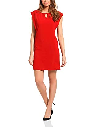 FRENCH CODE Vestido Charnel (Rojo)