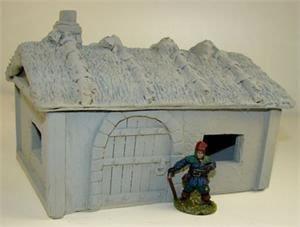 Shire Cottage Miniature Terrain