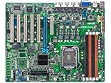 Asus P8B-C/4L ATX Server Motherboard (Socket 1155, DDR3, ATX, 6 x S-ATA/300, 4 x Intel 82574L)