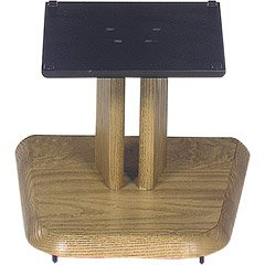 Hardwood Speaker Stand - Set of 2 (8 in. - Oak)