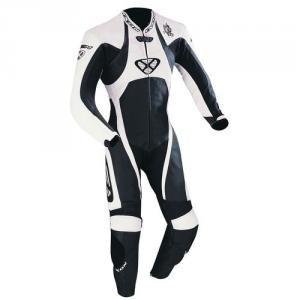 IXON Anthemion - Combinaison Moto Cuir pour Femme