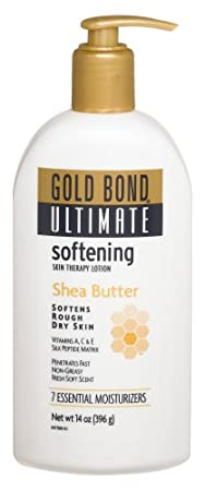 Gold Bond Ultimate Lotion, Skin Therapy, Softening, Shea Butter - 14 oz at Sears.com