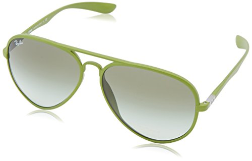 Ray-ban - Mod. 4180 , Occhiali Da Sole da uomo, metallized green (metallized green), 59