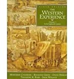 The Western Experience: To the Eighteenth Century (0070110689) by Grew, Raymond