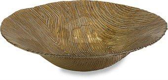 Imax Coeur Glass Bowl