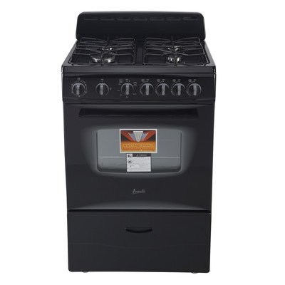 AVANTI-GR2415CB-Gas-Range-Sealed-Burners-24-Black