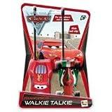 Disney Cars 2 Francesco and McQueen Walkie Talkie