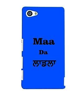 MakeMyCase Maa Da Ladla For Sony Z5mini