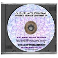 BMV Quantum Subliminal CD Karate Training (Ultrasonic Martial Arts Series)