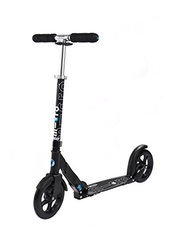 Micro Black Scooter (Upright Scooter compare prices)