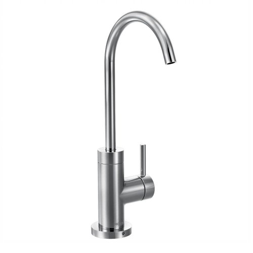 Moen S5530 Sip Modern One-Handle High Arc Beverage Faucet, Chrome (Moen Beverage Faucet compare prices)