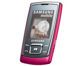 SAMSUNG SGH-E840 pink